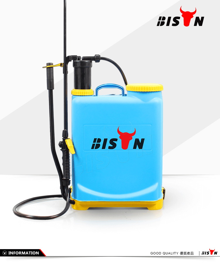 BS-817-3 16L High quality agricultural manual battery back pack 16l sprayer for sale