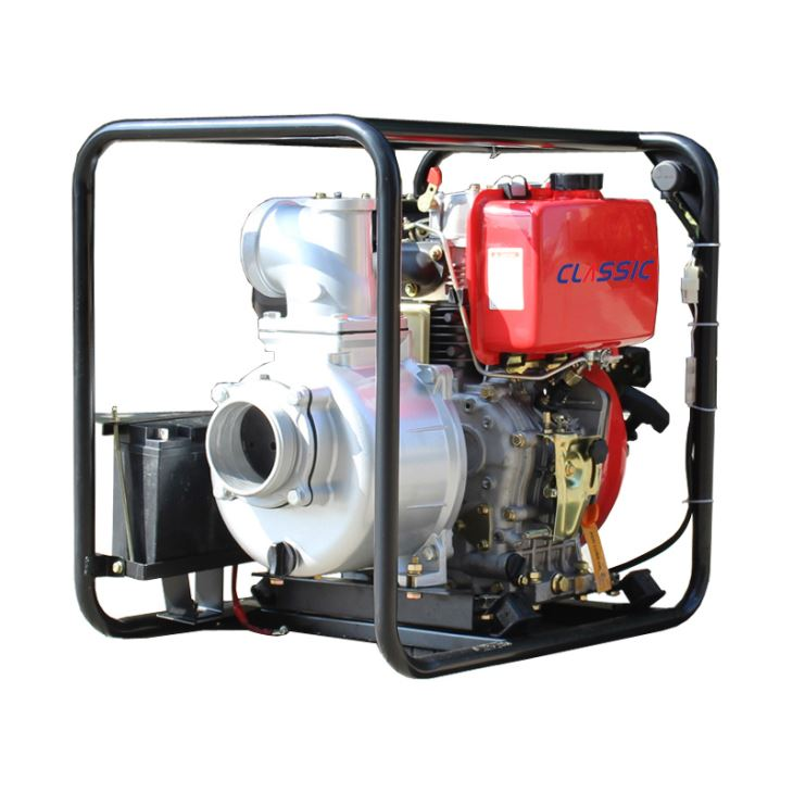 Diesel Water Pumps for Irrigation
