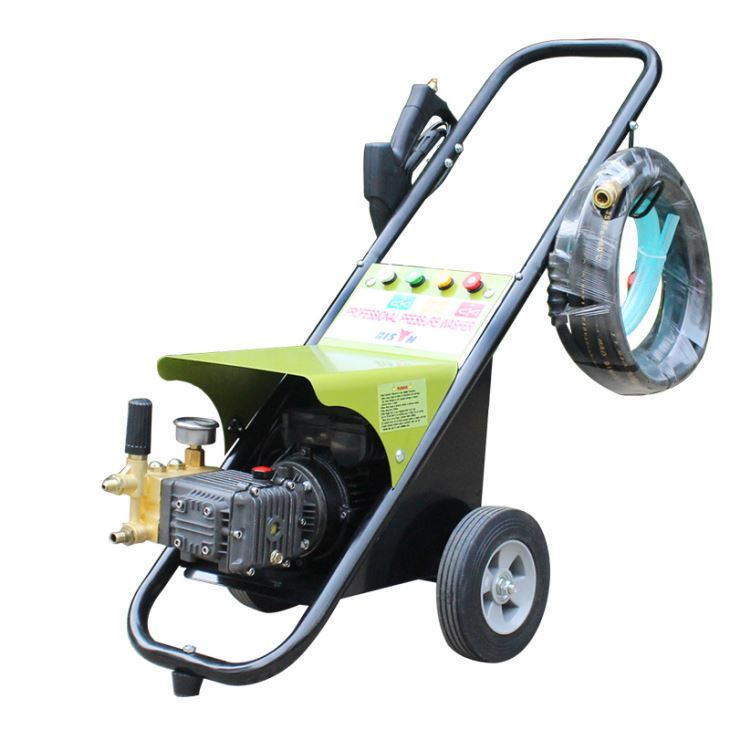 diesel powered pressure washer