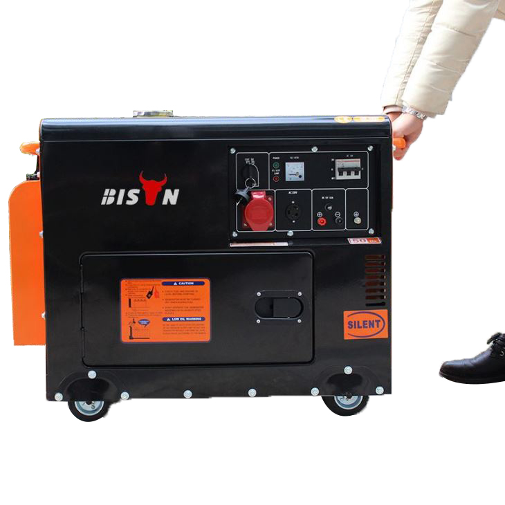4000 Watt Generator with Super Silent