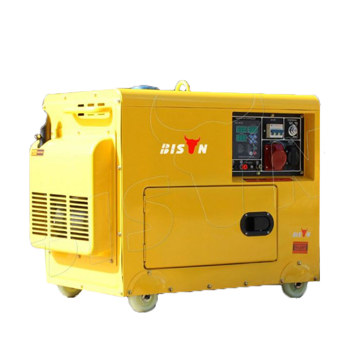 Three Phase Heavy Duty Diesel Generator