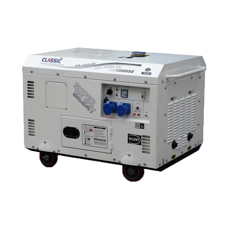 Low RPM Portable Diesel Generator