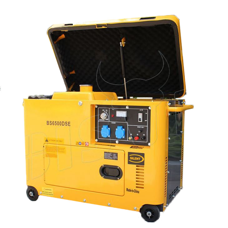 Single Phase Diesel Generator