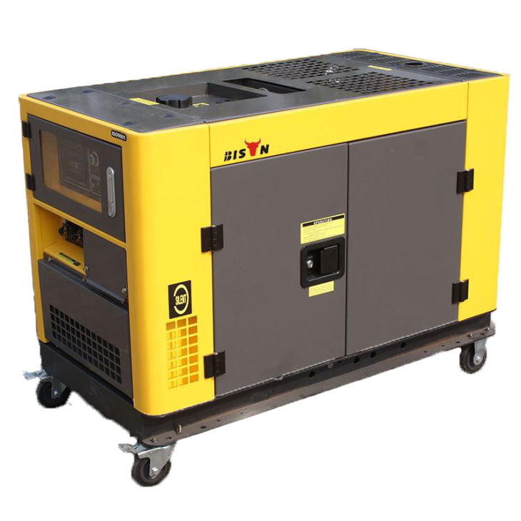 Silent Diesel Generator for Home